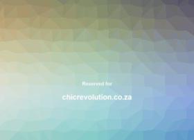 chicrevolution.co.za