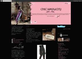 chicsimplicity.blogspot.com