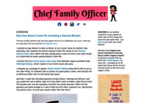 chieffamilyofficer.com