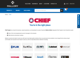 chiefsupply.com