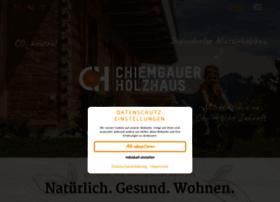 chiemgauer-holzhaus.de