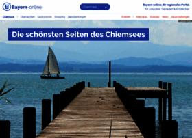 chiemsee.bayern-online.de