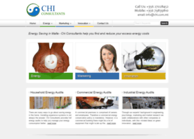 Chienergysaving.com.mt