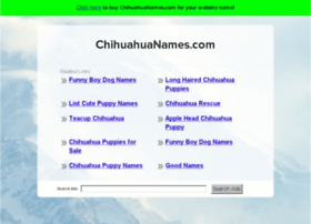 chihuahuanames.com