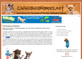 chihuahuanames.net