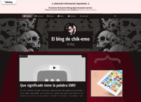 chikemo.obolog.com