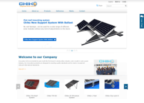 chikosolar.com