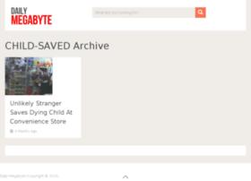 child-saved.dailymegabyte.com