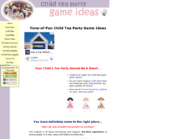 child-tea-party-game-ideas.com