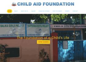 childaidfoundation.org