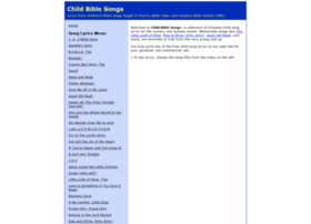 childbiblesongs.com