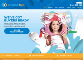 childcare4sale.com.au