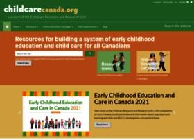 childcarecanada.org