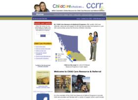 childcarechoices.ca