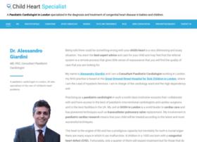 childheartspecialist.com
