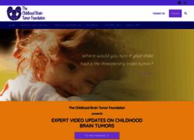 childhoodbraintumor.org