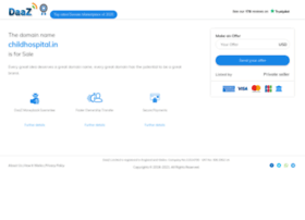 childhospital.in