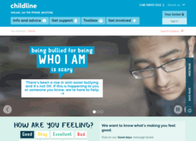 childline.org.uk
