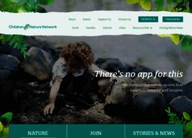 childrenandnature.org