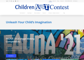 childrenartcontest.com