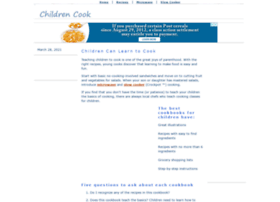 childrencook.com