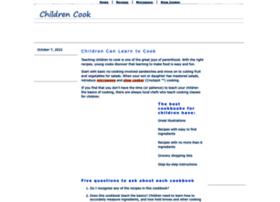 childrencook.com