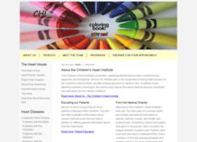 childrenheartinstitute.org