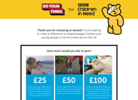 childreninneed-donations.co.uk