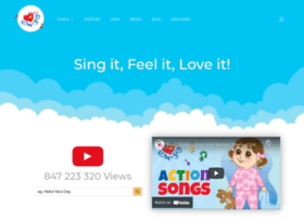 childrenlovetosing.com