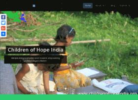 childrenofhopeindia.org