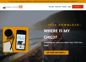 childrenofjannah.com