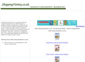 childrens-books.shoppingvariety.co.uk
