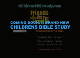 childrensbiblestudy.com