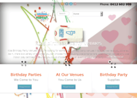 childrensbirthdayparties.com.au