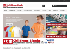 childrensblanks.com