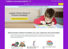 childrensbulletins.com