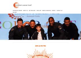 childrenscancerfund.com
