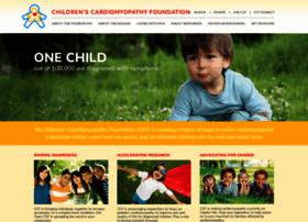 childrenscardiomyopathy.org