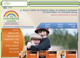 childrenschoicedental.mydentalvisit.com