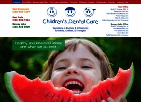 childrensdentalcare.com
