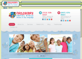 childrensdentalworld.mydentalvisit.com