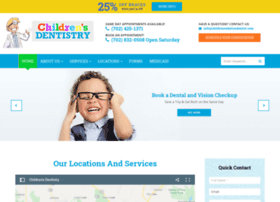 childrensedationdentist.com
