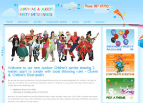 childrensentertainers.ie