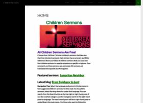 childrensermons.com