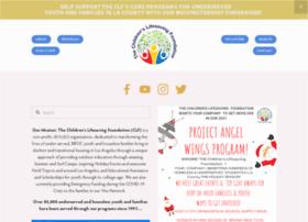 childrenslifesaving.org