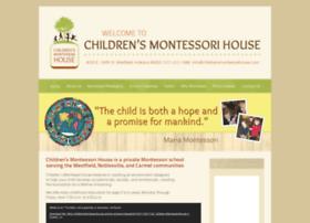 childrensmontessorihouse.com