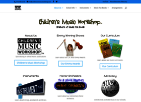 childrensmusicworkshop.com