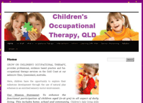 childrensoccupationaltherapyqld.com.au