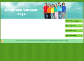childrensoutdoortoys.net