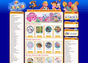 childrenspartyshop.co.uk